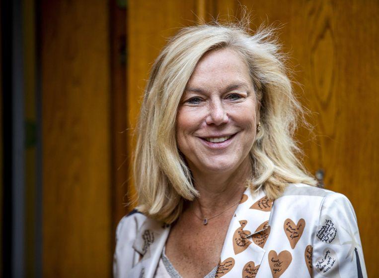 Sigrid Kaag, minister van Buitenlandse handel en ontwikkelingssamenwerking, wil partijleider van D66 worden. Beeld ANP