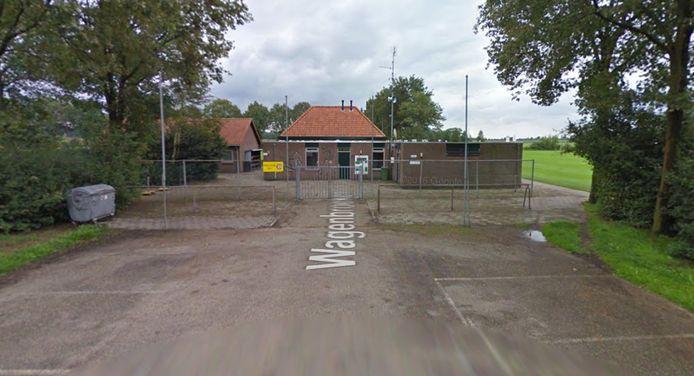 Het sportpark van VV Casteren.