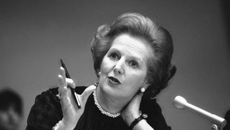 Margaret Thatcher Beeld AP