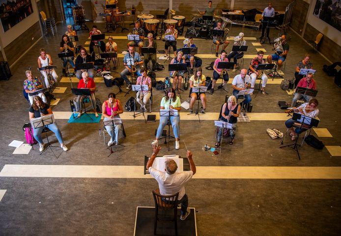 Muziekvereniging MaasMuziek houdt komende zaterdag een open dag in De Drie Lelies.