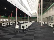 Gymnasium Camphusianum heeft als eerste Gorcumse school een toetsweek in de Evenementenhal