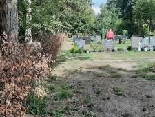 Moorman belooft beter onderhoud van groen op begraafplaats 't Loo