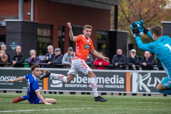 Longa'30 won voor de tweede keer dit seizoen van Nuenen.