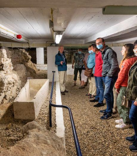 Romeinse tempel onder Grote Kerk in Elst is misschien onbekend, maar 'waanzinnig interessant'