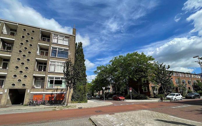 De Troelstralaan in de Staatsliedenbuurt in Utrecht gaat op de schop. 150 gedateerde woningen worden vervangen door 285 nieuwe woningen.