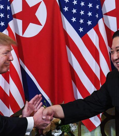 Noord-Korea: Voorlopig geen top tussen Kim en Trump