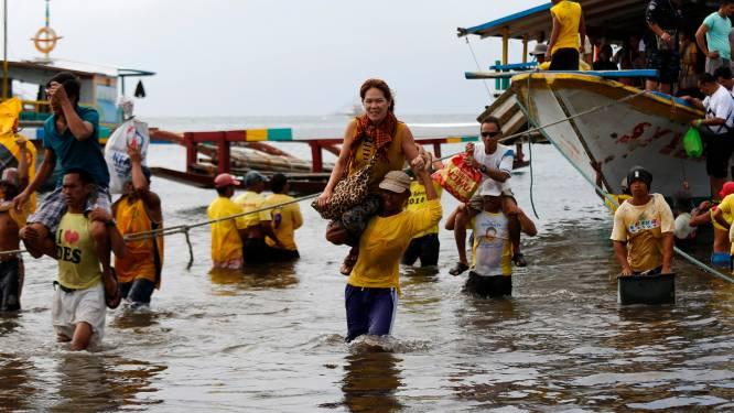 Veerboot kapseist in Filipijnen: vier doden