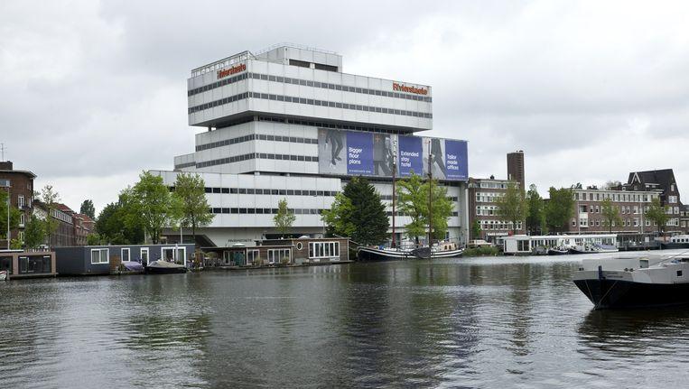 Rivierstaete langs de Amstel Beeld Roy del Vecchio