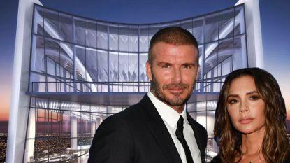 """BINNENKIJKEN. Beckhams krijgen luxe-penthouse van 24 miljoen: """"Gratis en voor niks!"""""""