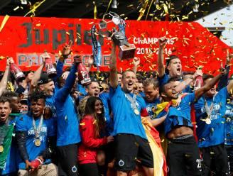 Dominant Club vernedert Anderlecht en viert eerste titel in 11 jaar