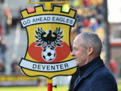 GA Eagles laat De Gier in twijfel en schuift contractbespreking voor zich uit