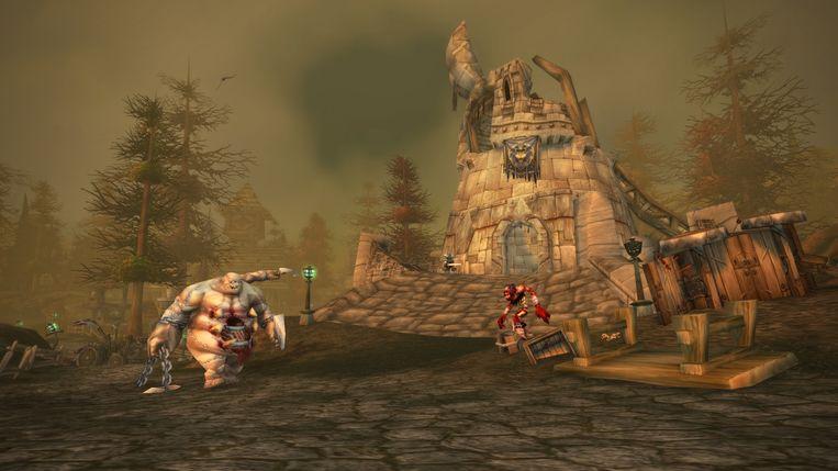 Heel wat spelers bleken nostalgisch voor de online fantasywereld Azeroth. Beeld Blizzard Entertainment