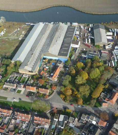 Nieuw bedrijf voormalig Staalunie-terrein nu Mostert weg is