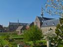 Het Franciscanenklooster in Megen.