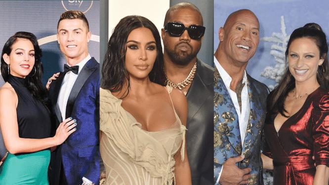 Van Kim en Kanye tot Ronaldo en Rodriguez: deze 15 koppels verdienen het meest op Instagram