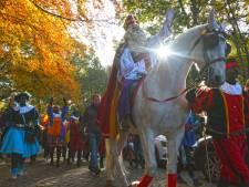 Geen intocht maar een 30 kilometer lange trektocht van Sint door Oosterhout