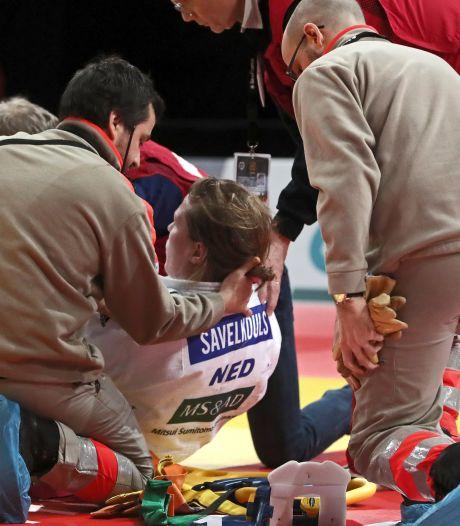 Knieblessure kost Savelkouls vermoedelijk de Spelen