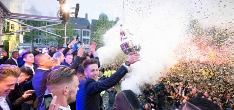 Vitesse-supporters blikken terug op bekerfinale 2017: 'Nog nooit zoiets meegemaakt'