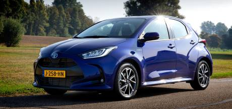 Test Toyota Yaris: veilig en zuinig, maar wel te krap