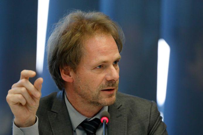 GroenLinks-Kamerlid Bart Snels