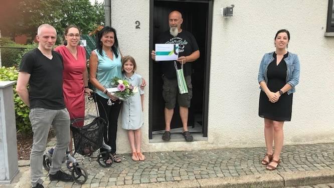 Beringen zet winnaars 'Dag van de Buren' in de bloemetjes