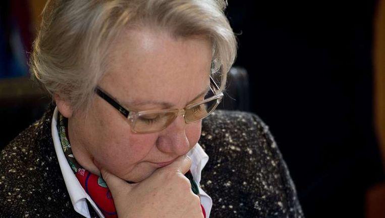 Annette Schavan Beeld afp