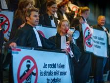 Orde schrikt van juristenbureau dat 'Sprinkhanen' helpt: 'Advocaat is beschermde titel'