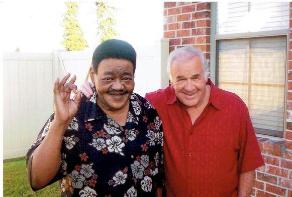 Fats Domino en Bobby Setter.