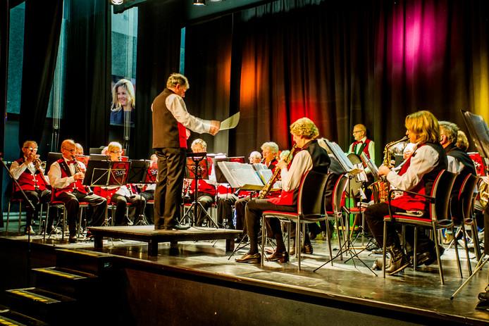 Een optreden van Da Capo in Den Bolder in Waspik.