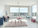 Nieuwbouwappartementen Olmenlaan Wetteren: penthouse 2 slaapkamers