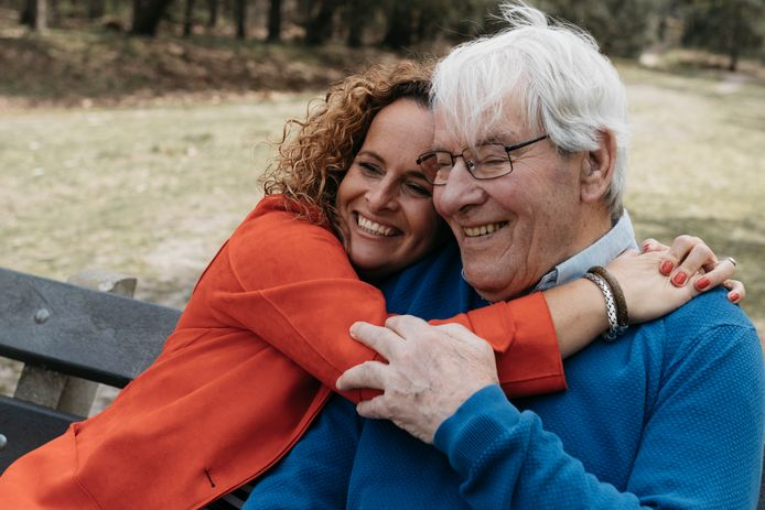 Ilse Hendriks en vader Jan
