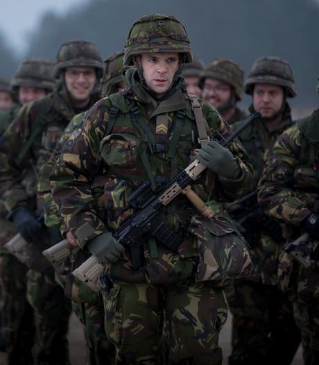 Legerpersoneel: Kom niet bij defensie werken
