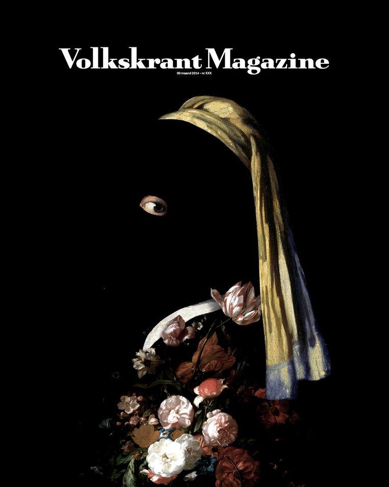 Het winnende beeld van Fedor Velyaminov (KBAK): klassiek Hollands met een moderne twist, aldus de Russische student. Beeld Fedor Velyaminov