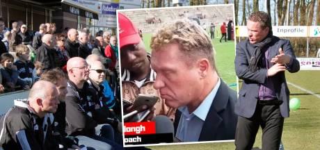 Trainer Pieter de Jongh gaat viraal door bijzonder interview in Afrika, maar in Dronten en Putten vergeten ze zijn naam ook nooit meer