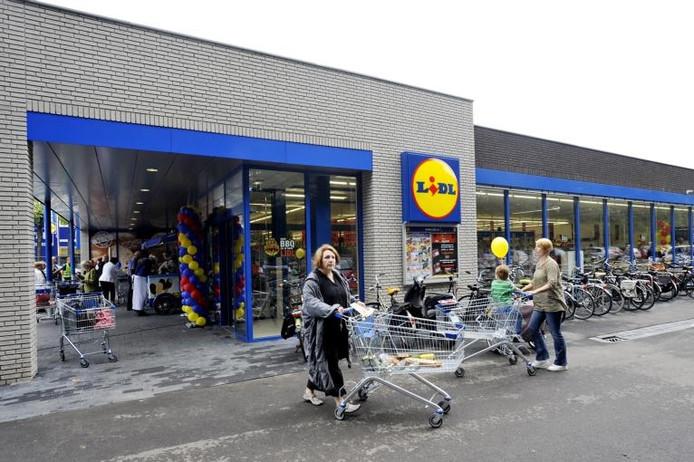 Lidl Kersttrui 2019.Lidl Aan Bosscheweg Is Weer Open Tilburg Bd Nl