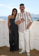 Leïla Bekhti et Damien Bonnard