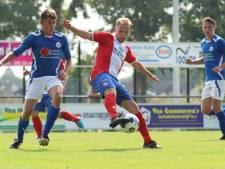 Voetbalvrienden Maas en Susani herenigd bij Almkerk: 'Derby's op hoger niveau, ik heb er zin in'