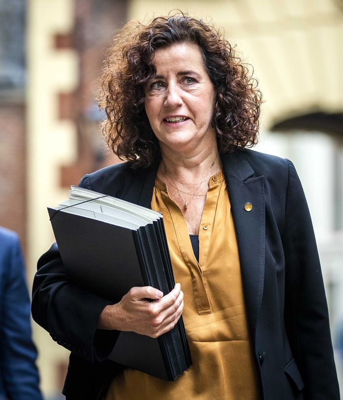 Ingrid van Engelshoven, minister van Onderwijs, Cultuur en Wetenschappen