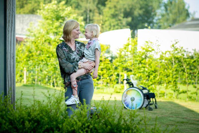 Jill Bruynseels en Marthe Van Linden