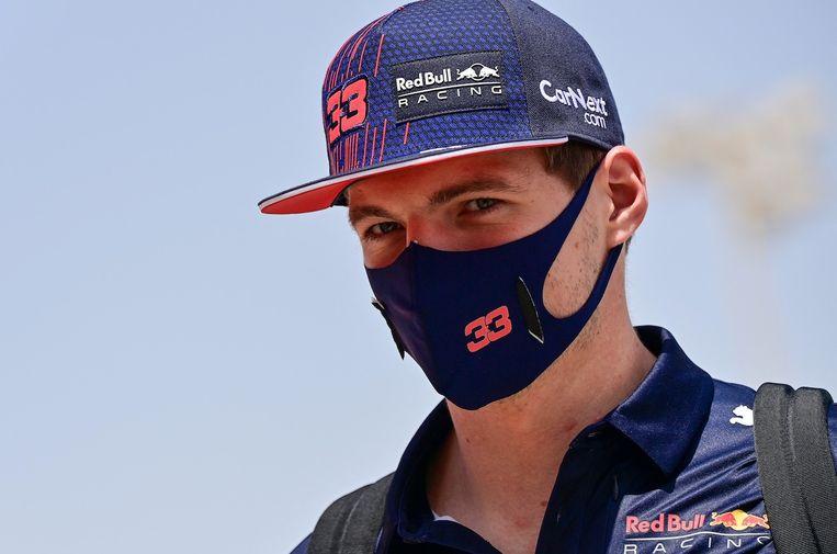 Max Verstappen. Beeld Andej Isakovic/AFP