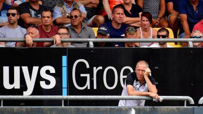 Opvallend Van der Elst volgt match aan overzijde veld