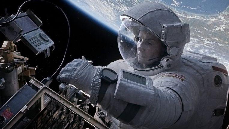 Sandra Bullock in 'Gravity' Beeld TMDB