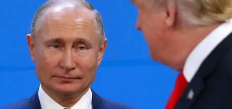 """Poutine espère que Biden sera moins impulsif que le """"talentueux"""" Trump"""