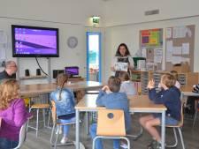 Moergestelse kinderen leren over Anne Frank en de waarde van vrijheid