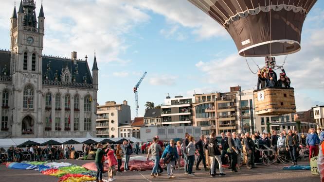 """Vlaams Belang wil wél ballonspektakel op Grote Markt tijdens Vredefeesten: """"Kan perfect doorgaan"""""""