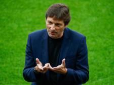 """Leonardo """"ne voit pas"""" partir Mbappé """"à la fin de cette saison"""" et tacle le Real Madrid"""