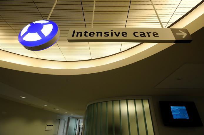 De intensive care afdeling in het Amsterdam UMC.