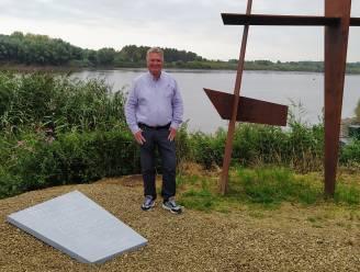 Monument voor laatste rustplaats in de Schelde in ere hersteld