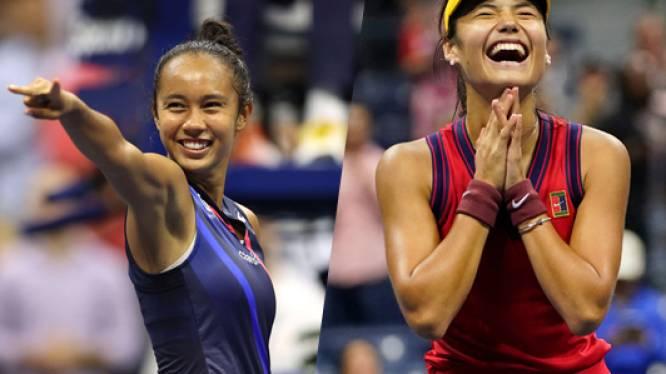 Une improbable finale dames entre teenagers à l'US Open
