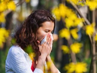 Onderzoek bewijst: mensen met pollenallergie zoeken beter wel de natuur op